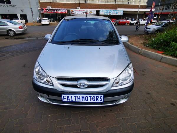 2008 Hyundai Getz 1.6 Hs At  Gauteng Johannesburg_0
