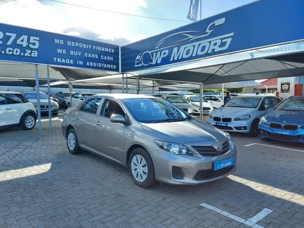 2018 Toyota Corolla Quest 1.6 Auto Western Cape Bellville_0