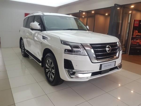 2020 Nissan Patrol 5.6 V8 LE Premium Kwazulu Natal Pietermaritzburg_0