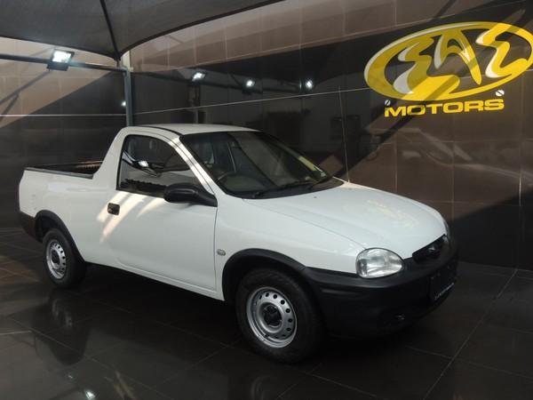 2001 Opel Corsa Utility 1.4i Pu Sc  Gauteng Vereeniging_0