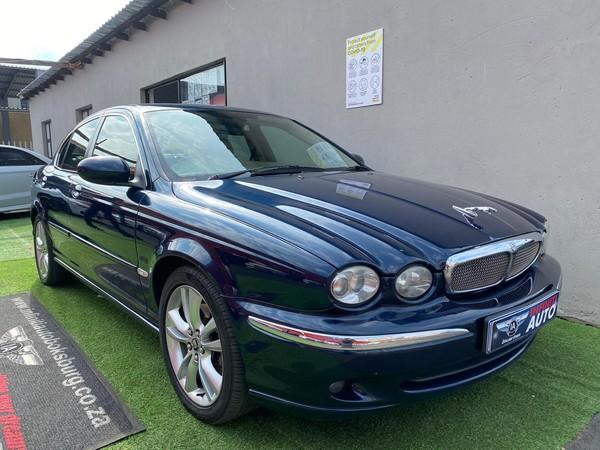 2007 Jaguar X-Type 3.0 Se At  Gauteng Boksburg_0