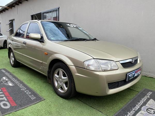 2001 Mazda Etude 160ie  Gauteng Boksburg_0