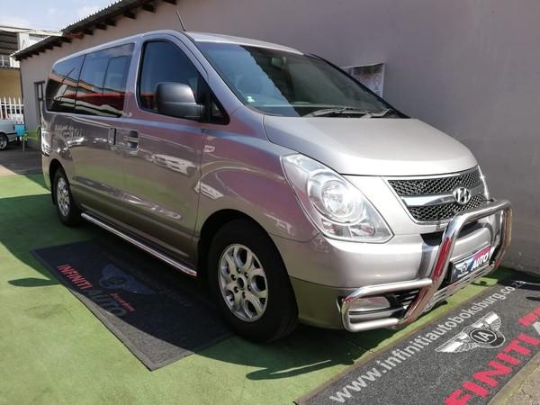 2014 Hyundai H1 2.5 CRDI Wagon Auto Gauteng Boksburg_0