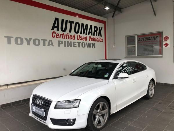 2011 Audi A5 2.0t Fsi Multitronic  Kwazulu Natal Pinetown_0