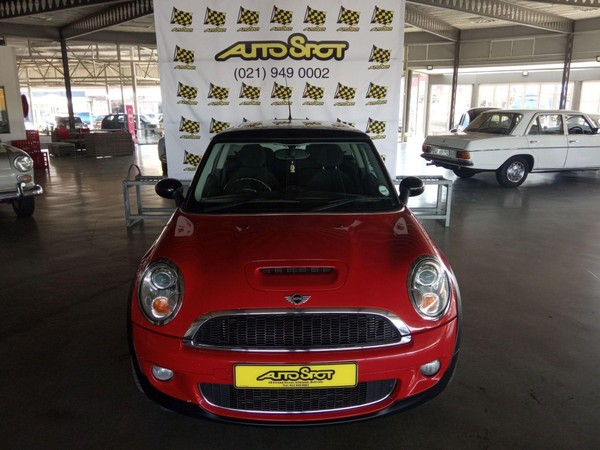 2010 MINI Hatch Cooper S Western Cape Bellville_0