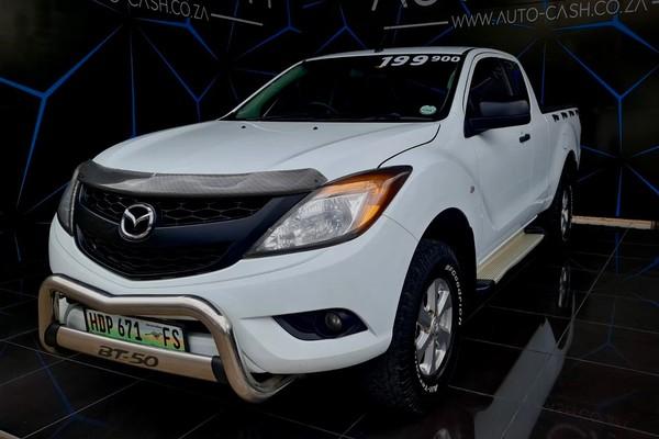 2014 Mazda BT-50 2.2 TDi Hpower SLX Bakkie Fcab Gauteng Pretoria_0