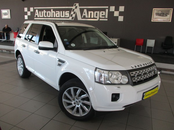 2012 Land Rover Freelander Ii 2.2 Sd4 Hse At  Western Cape Milnerton_0