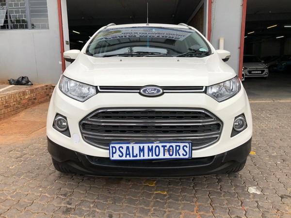 2015 Ford EcoSport 1.0 Titanium Gauteng Johannesburg_0