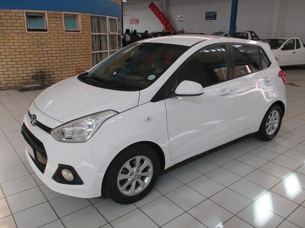2014 Hyundai Grand i10 1.25 Motion Kwazulu Natal Umhlanga Rocks_0