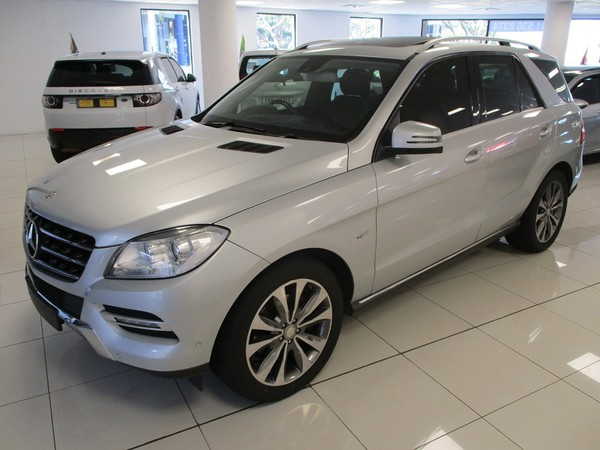 2012 Mercedes-Benz M-Class Ml 250 Bluetec  Kwazulu Natal Umhlanga Rocks_0