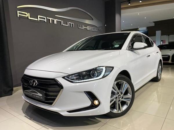 2018 Hyundai Elantra 2.0 Elite Auto Gauteng Four Ways_0