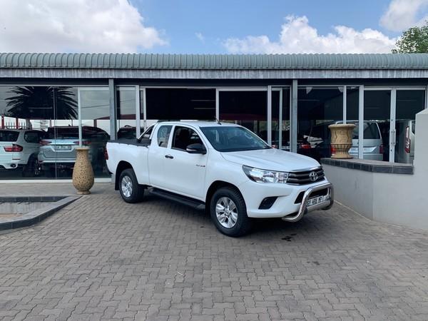2017 Toyota Hilux 2.4 GD-6 RB SRX Extended Cab Bakkie Mpumalanga Delmas_0