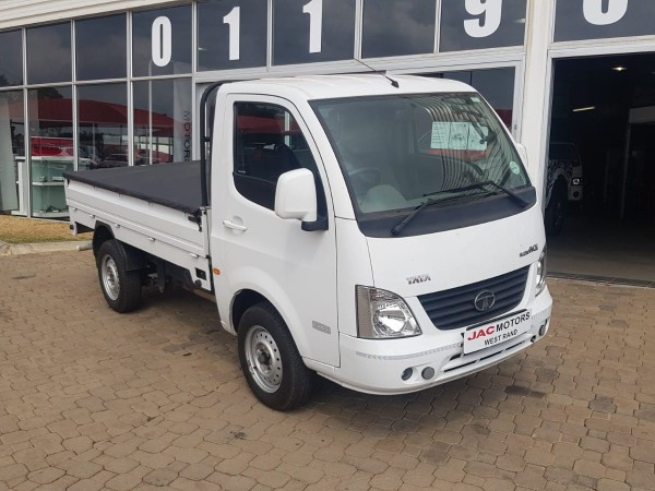 2016 TATA Super Ace 1.4 TCIC DLE PU DS Gauteng Roodepoort_0