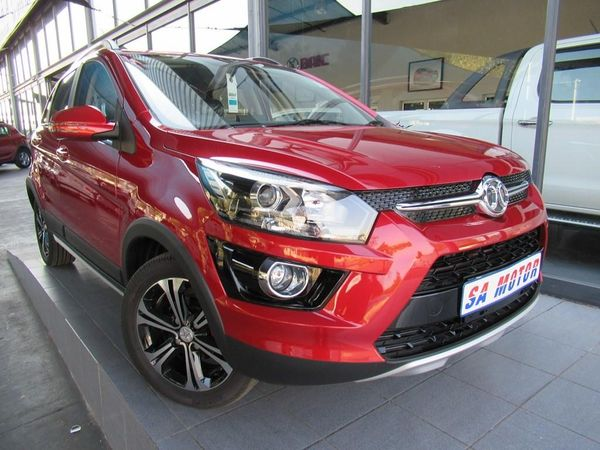 2020 BAIC X25 1.5 Comfort Auto Gauteng Randburg_0