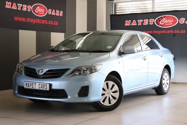 2019 Toyota Corolla Quest 1.6 Mpumalanga Delmas_0