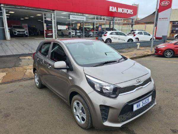 2019 Kia Picanto 1.2 Street Kwazulu Natal Pietermaritzburg_0