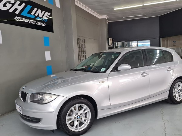 2007 BMW 1 Series 120d At e87  Gauteng Vereeniging_0