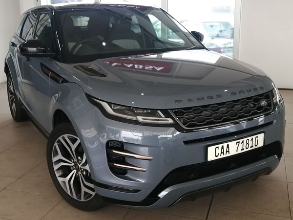 2018 Land Rover Evoque 2.0D First Edition 132KW D180 Western Cape Bloubergstrand_0