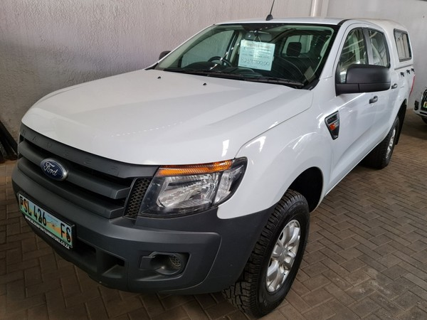 2015 Ford Ranger 2.2TDCi XL Double Cab Bakkie Free State Bloemfontein_0