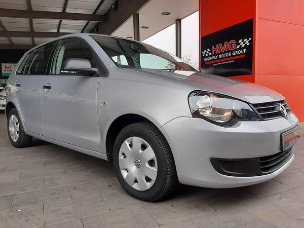 2014 Volkswagen Polo Vivo 1.4 Trendline 5Dr North West Province Klerksdorp_0