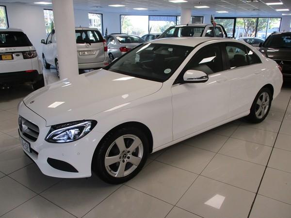 2017 Mercedes-Benz C-Class C180 Avantgarde Auto Kwazulu Natal Umhlanga Rocks_0