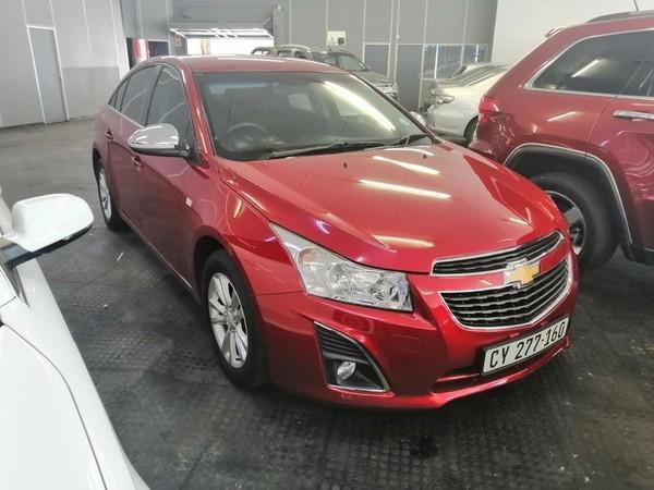2013 Chevrolet Cruze 1.8 Ls 5dr  Western Cape Goodwood_0