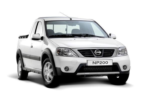 2020 Nissan NP200 1.6 Se Pu Sc  Gauteng Kempton Park_0