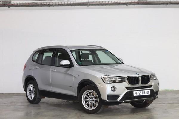 2016 BMW X3 xDRIVE20i Auto Eastern Cape Port Elizabeth_0