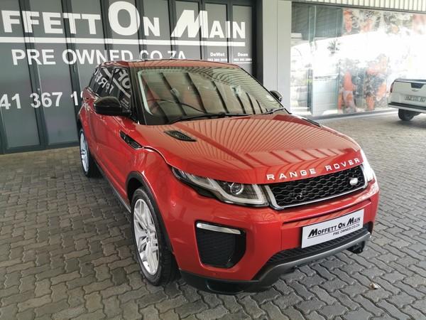 2017 Land Rover Evoque 2.2 SD4 HSE Dynamic Eastern Cape Port Elizabeth_0