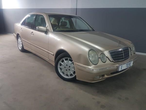 2001 Mercedes-Benz E-Class E200 K Elegance At  Gauteng Sandton_0