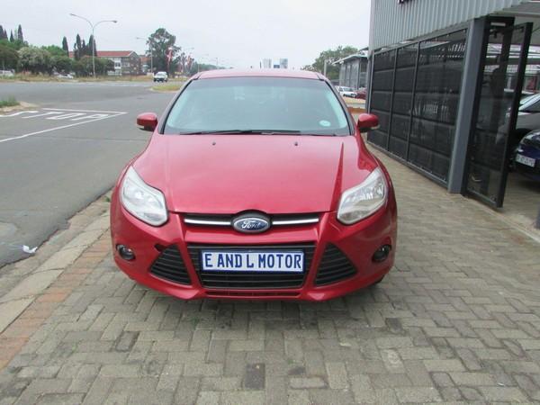 2013 Ford Focus 1.6 Ti Vct Trend 5dr  Gauteng Kempton Park_0