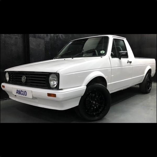 1999 Volkswagen Caddy Pu Sc  Gauteng Benoni_0