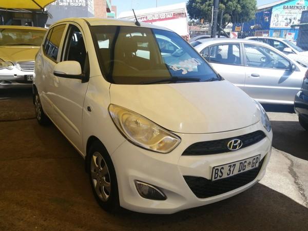 2012 Hyundai i10 1.25 Gls  Gauteng Johannesburg_0