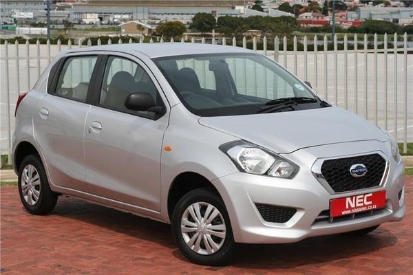 2018 Datsun Go 1.2 LUX AB Eastern Cape Port Elizabeth_0
