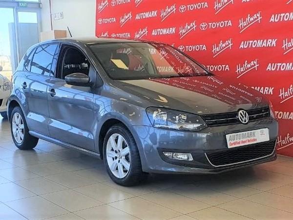 2012 Volkswagen Polo 1.6 Tdi Comfortline  Western Cape George_0
