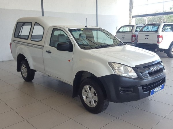 2015 Isuzu KB Series 250 D-TEQ HO Fleetside Safety Single Cab Bakkie Western Cape Bellville_0