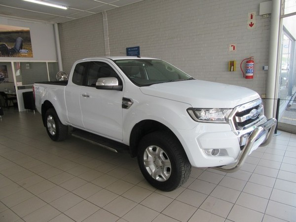 2018 Ford Ranger 3.2TDCi XLT 4X4 AT PU SUPCAB Free State Welkom_0