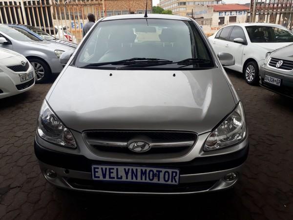 2008 Hyundai Getz 1.6 At  Gauteng Johannesburg_0
