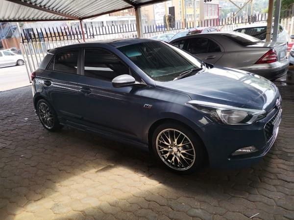 2016 Hyundai i20 1.4 N Series Gauteng Jeppestown_0