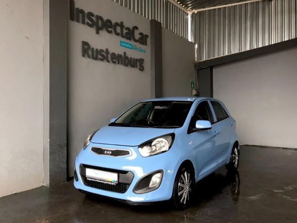 2014 Kia Picanto 1.0 Lx  North West Province Rustenburg_0