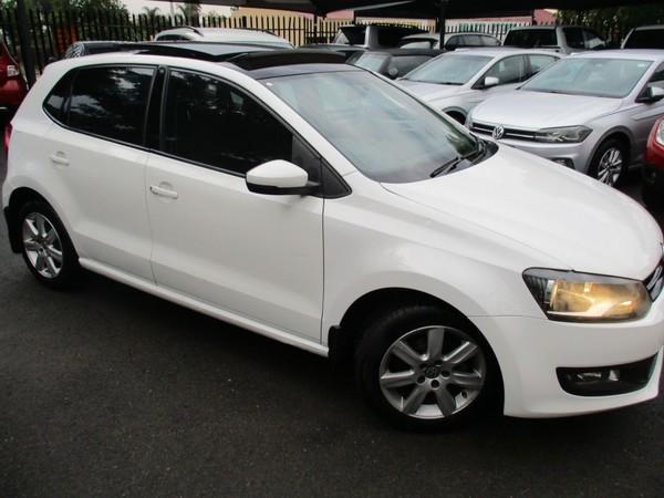 2013 Volkswagen Polo PANORAMIC SUN ROOF  Gauteng Alberton_0