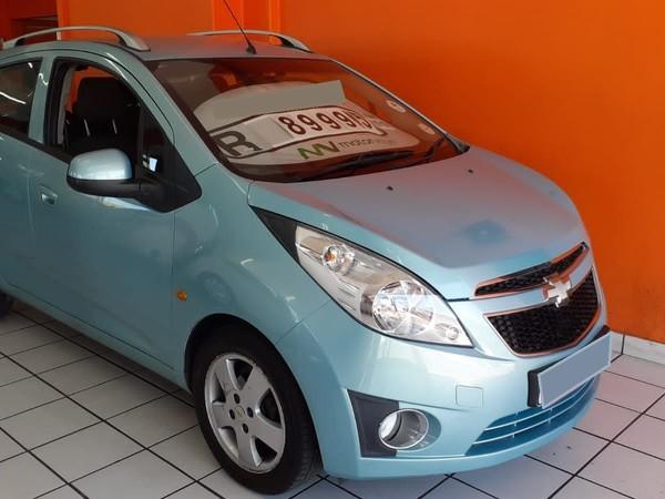 2011 Chevrolet Spark 1.2 Ls 5dr  Western Cape Goodwood_0