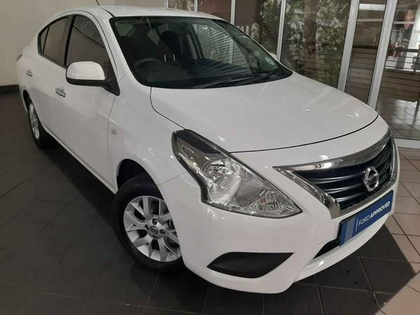 2018 Nissan Almera 1.5 Acenta Auto Gauteng Midrand_0