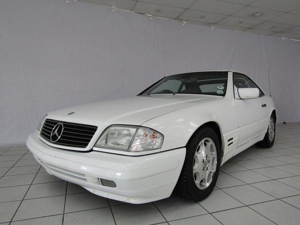 1996 Mercedes-Benz SL-Class Sl 500 At  Western Cape Milnerton_0