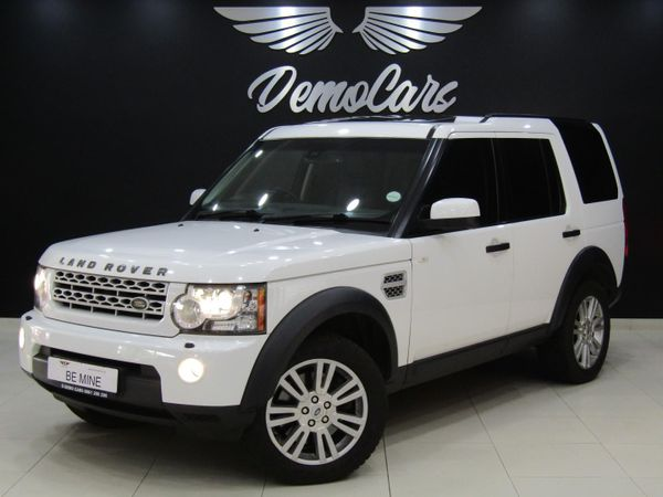 2013 Land Rover Discovery 4 3.0 Tdv6 S  Gauteng Pretoria_0