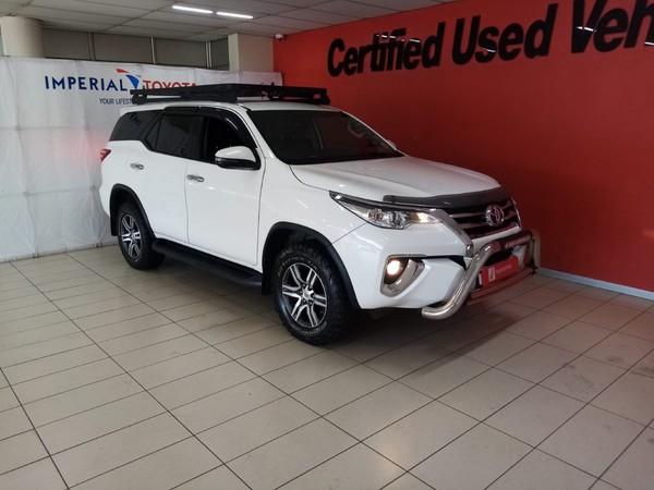 2017 Toyota Fortuner 2.4GD-6 4X4 Auto Gauteng Edenvale_0