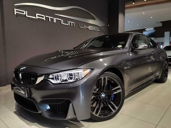 2016 BMW M4 Coupe M-DCT Gauteng Four Ways_0