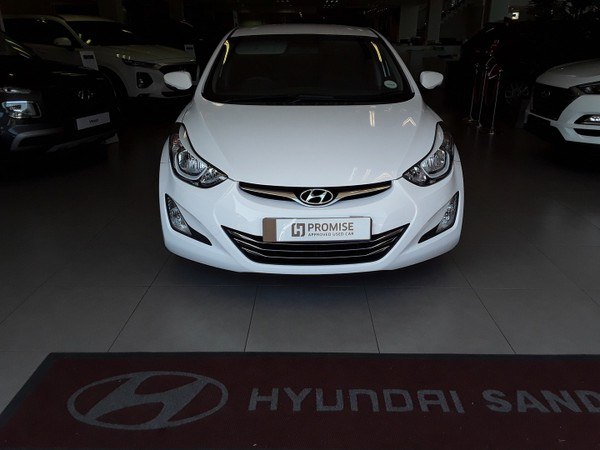 2015 Hyundai Elantra 1.6 Premium Auto Gauteng Sandton_0