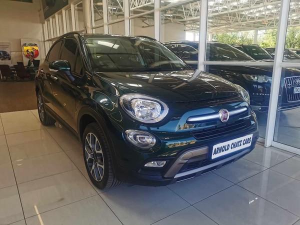 2018 Fiat 500X 1.4T Cross DDCT Gauteng Roodepoort_0