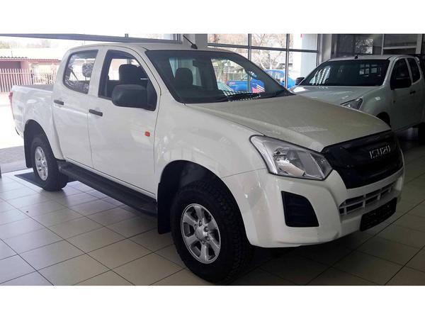 2020 Isuzu D-MAX 300 Hi-Rider Auto Double Cab Bakkie Mpumalanga Secunda_0